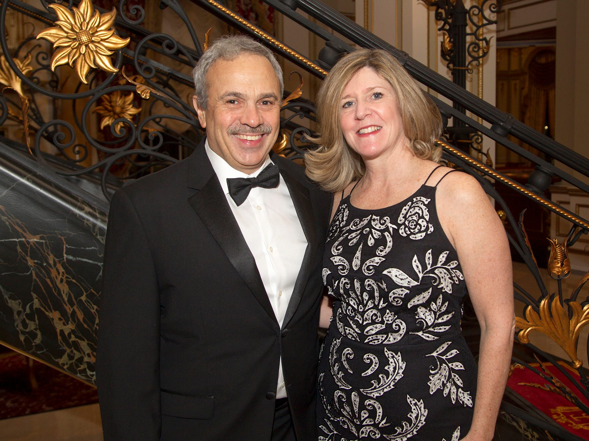 Bruce and Sally Felsenstein. The 72nd Annual Valley Ball gala at The Legacy Castle in Pompton Plains. 11/16/2018