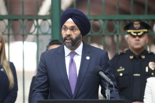 Attorney General Gurbir Grewal Announces The Immigration Trust A New Directive Establishing New Rules Governing How State County And Local Law Enforcement Officers In New Jersey Can Assist Federal Immigration Authorities