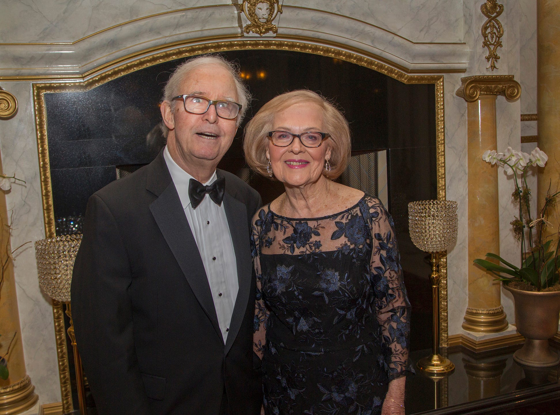 John and Charlotte Byrne. The 72nd Annual Valley Ball gala at The Legacy Castle in Pompton Plains. 11/16/2018
