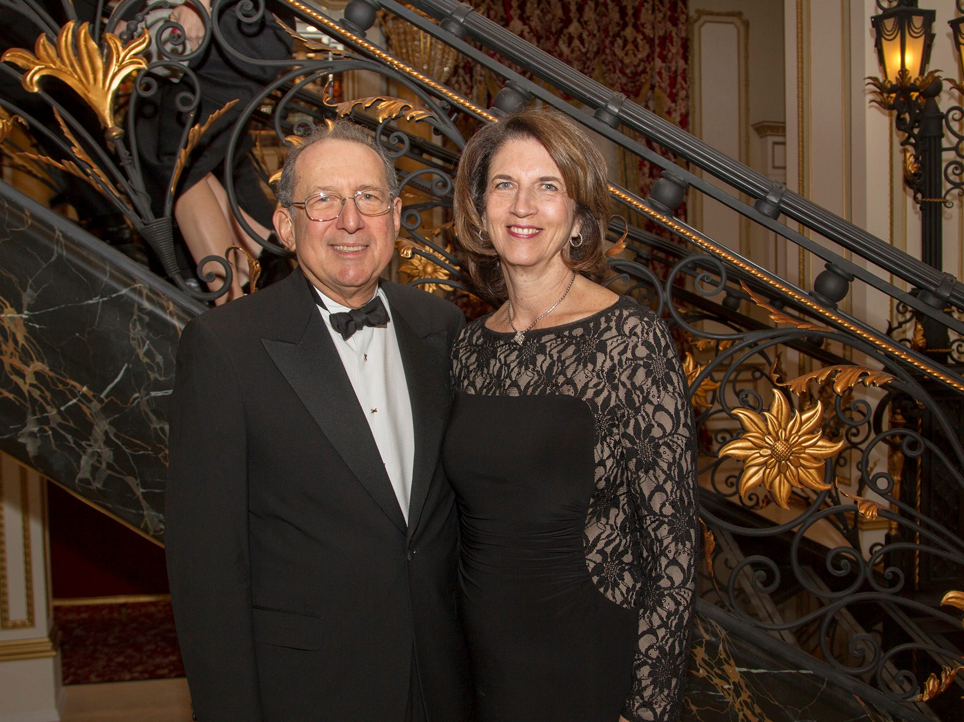 FRank and Elizabeth Krupp. The 72nd Annual Valley Ball gala at The Legacy Castle in Pompton Plains. 11/16/2018
