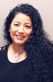 Application counselor Carmen Jimenez