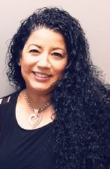 Application counselor Carmen Jimenez