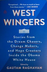 "Stephanie Valencia, a former Obama staffer, wrote a chapter in ""West Wingers"""