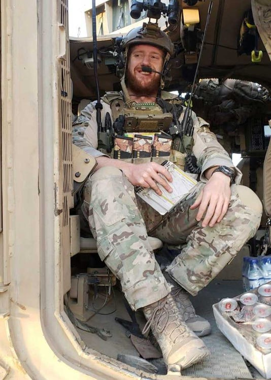 Staff Sgt Elchin