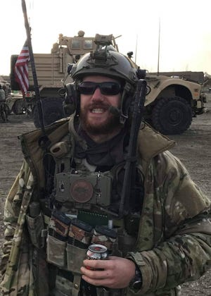 Staff Sgt. Dylan Elchin, a Special Tactics combat controller with the 26th Special Tactics Squadron, was killed when his vehicle hit an improvised explosive device in Ghazni Province, Afghanistan, Nov. 27, 2018.