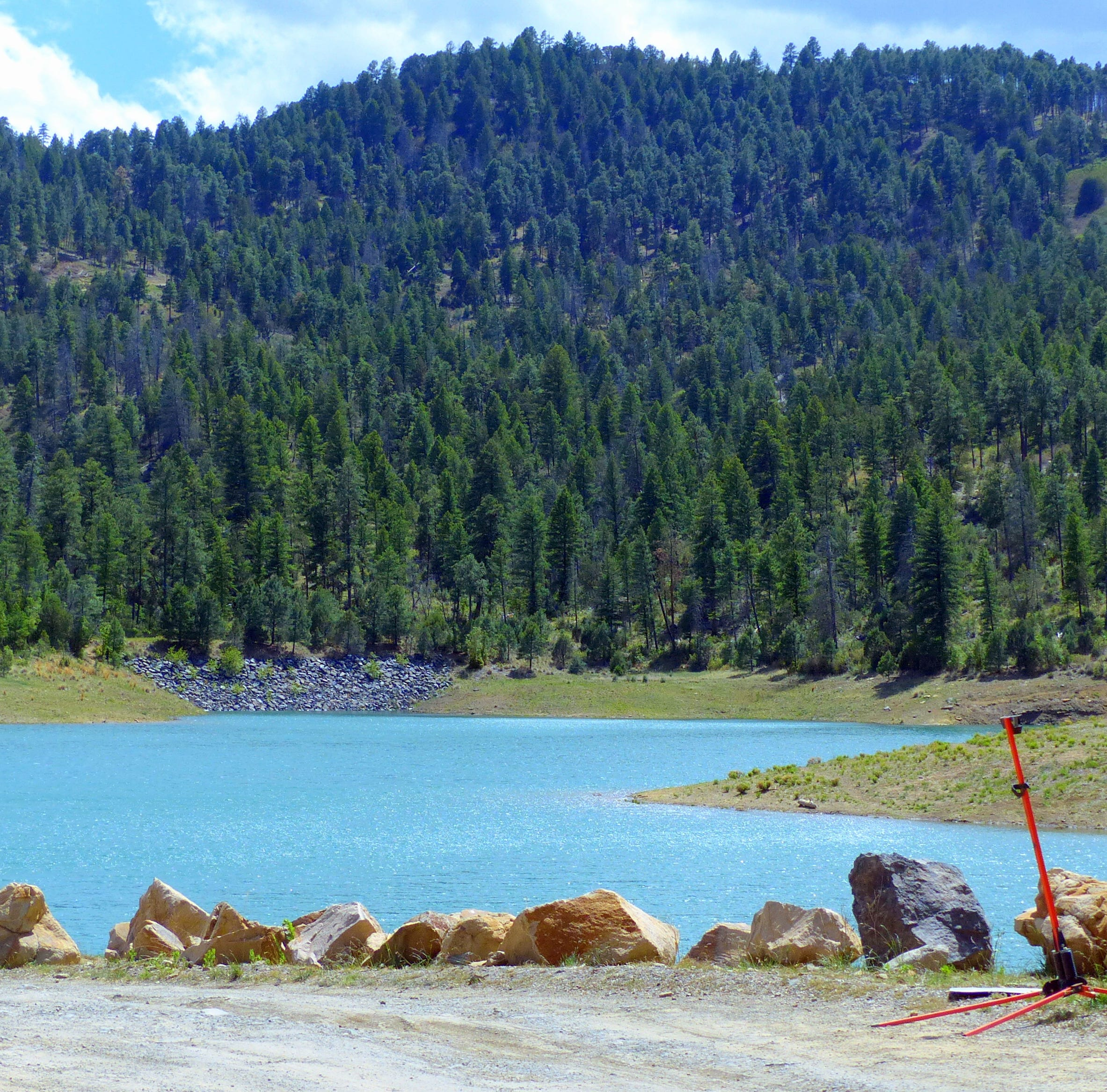 June targeted for completion of new campground at Grindstone Reservoir