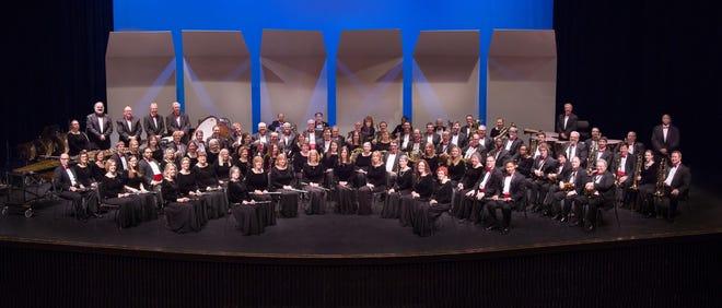 The Farmington Community Band.