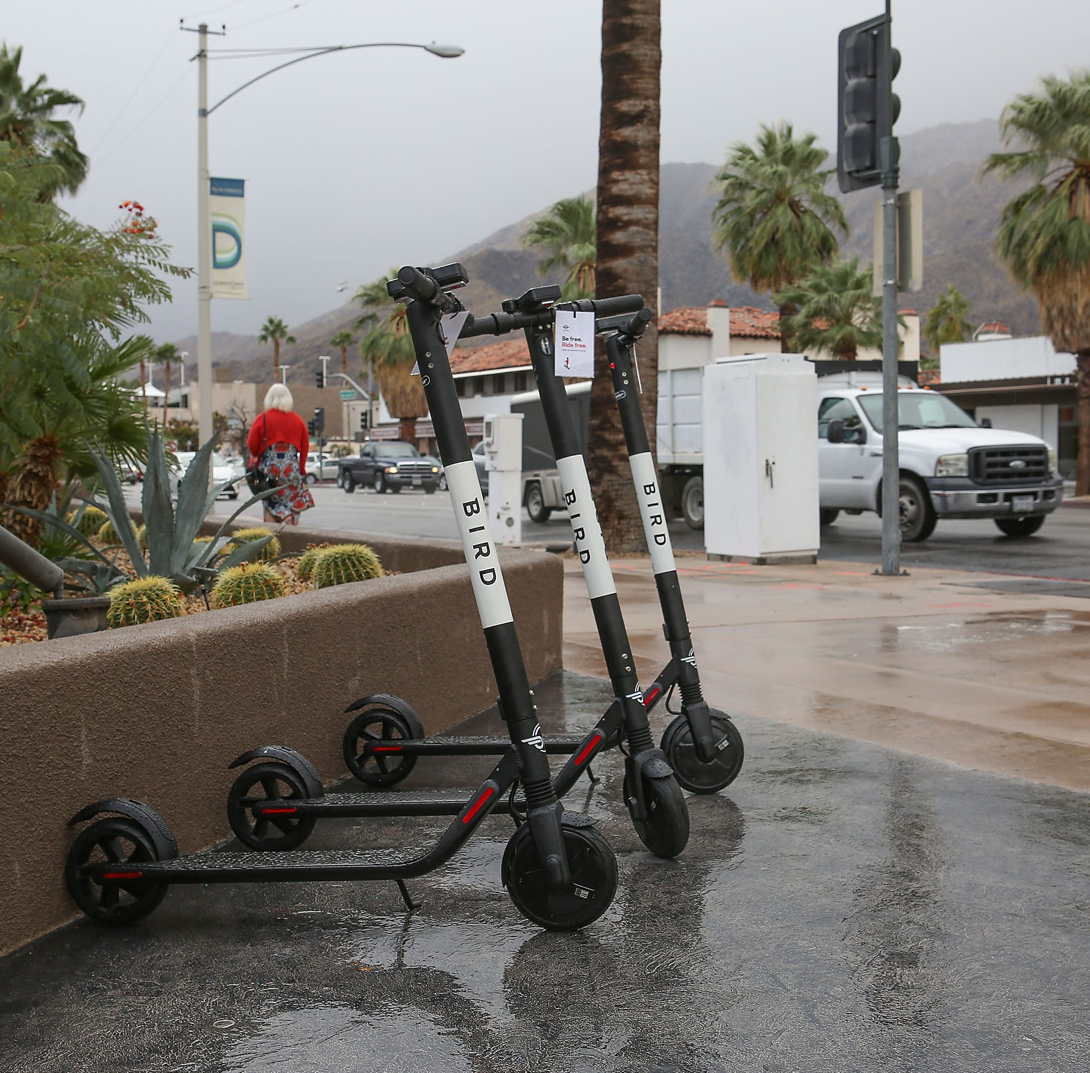 Bird scooters ruffle feathers from City Halls to California legislature