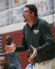 Rancho Mirage beats Victor Valley 71-63 during their home game as Rob Hanmer picked up his 409th coaching win, the most in desert history.