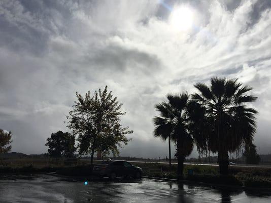 Lake Elsinore Sky