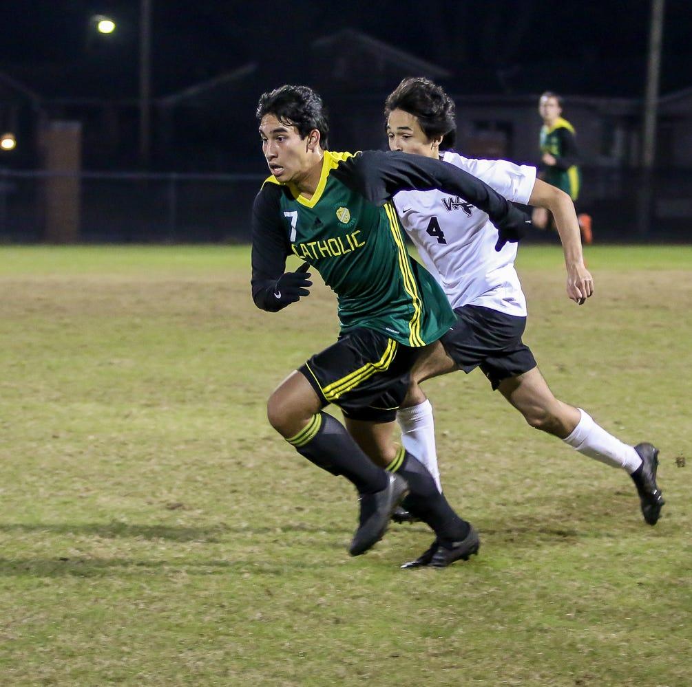 PNJ Boys Soccer Leaderboard: Catholic duo surge to area scoring lead