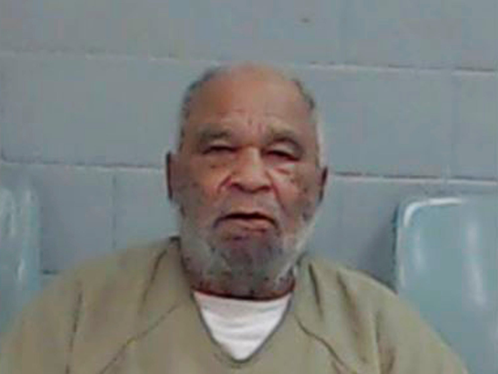 This undated photo provided by the Ector County Texas Sheriff's Office shows Samuel Little. A Texas prosecutor says Little, convicted in three California killings but long suspected in dozens of deaths, now claims he was involved in about 90 killings nationwide.