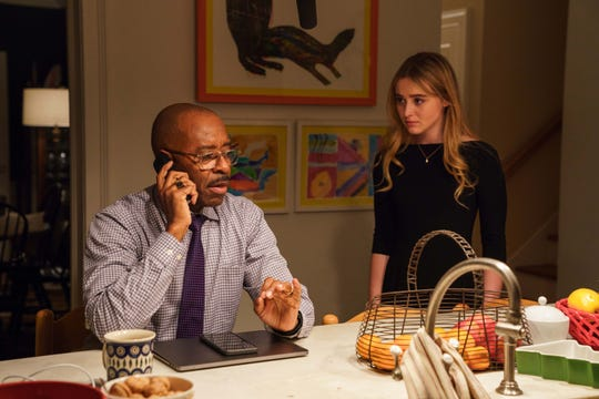 When Holly searches for her son Ben, Neal (Courtney B. Vance) and Ivy (Kathryn Newton) worry for their safety.