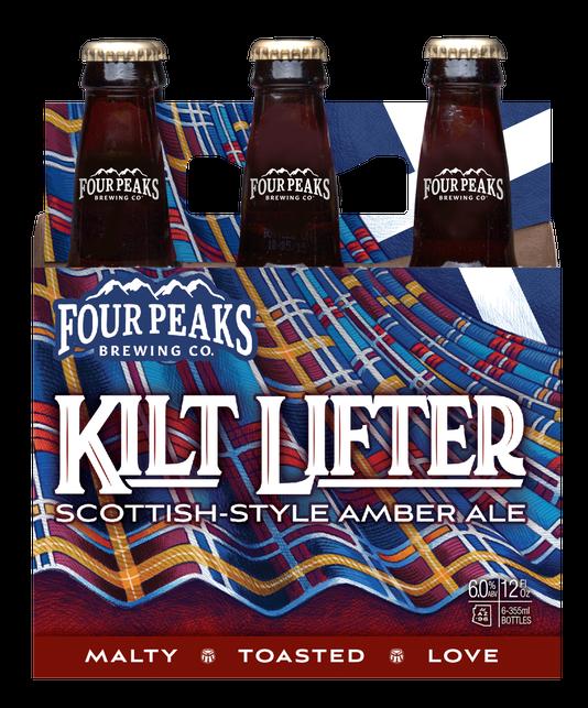 Kilt Lifter 6 Pack Bottles Major