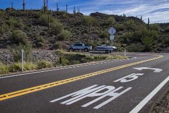 State Route 88's Apache Trail