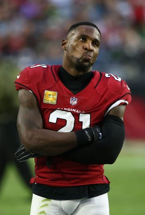 """""""I put him on notice on Tuesday – 'Let's go. Best versus best,' """" Cardinals CB Patrick Peterson said, referencing a post he shared on social media."""