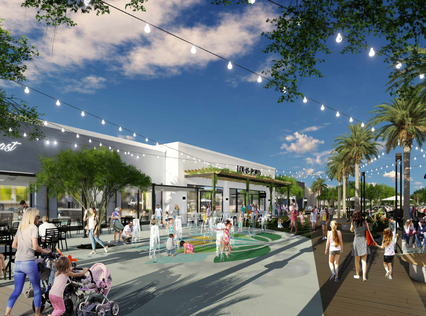 Peoria's Park West looks to reboot with $4M makeover after rocky start in recession