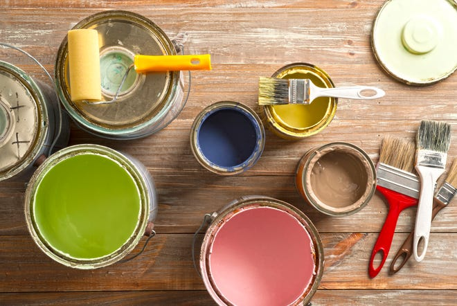 Learn how to properly store paint cans, so they're usable for future touch-ups.