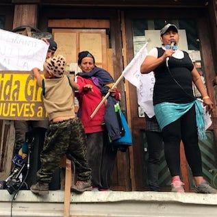 Anuncian migrantes huelga de hambre