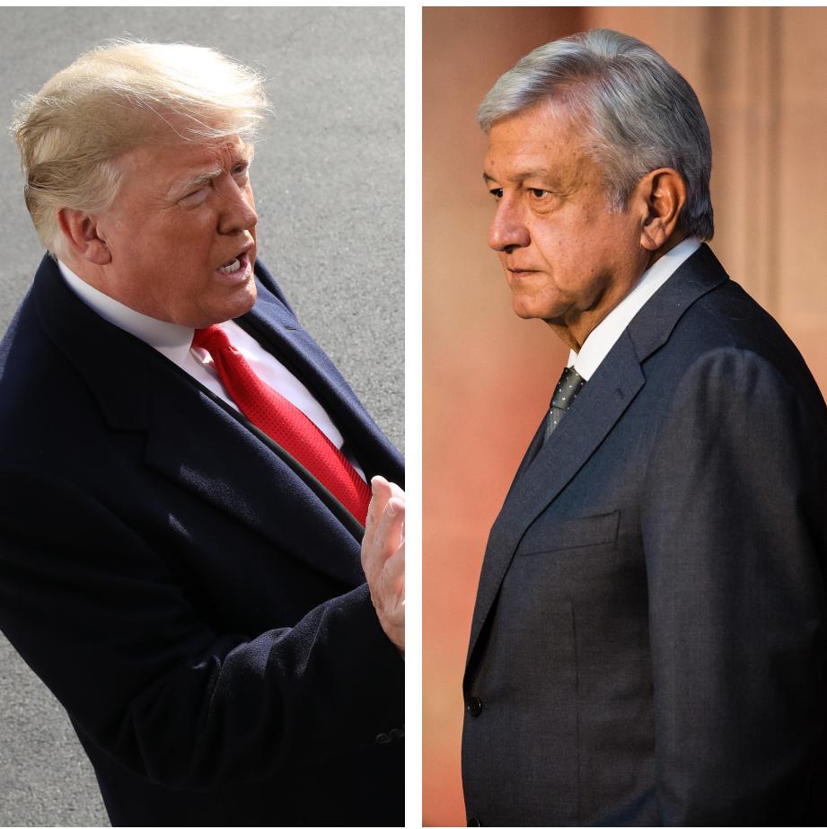 EEUU y México conversan, aún sin acuerdo migratorio