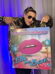 Elvis Crespo se siente en el punto más alto de su carrera de dos décadas.