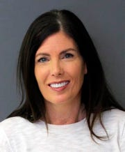 This booking photo provided by the Montgomery County Correctional Facility in Eagleville, Pa., shows former Pennsylvania Attorney General Kathleen Kane. Kane reported early Thursday Nov. 29, 2018, to the suburban Philadelphia county jail to begin serving a sentence for leaking grand jury material and lying about it. (Montgomery County Correctional Facility via AP)