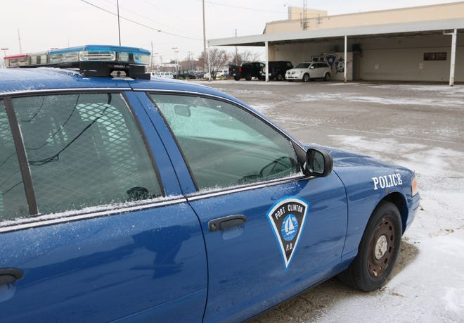The Port Clinton City Council is exploring potential grants to help fund the future purchase of new police cars as aging vehicles, such as this 2004 Ford Crown Victoria, need to be replaced.
