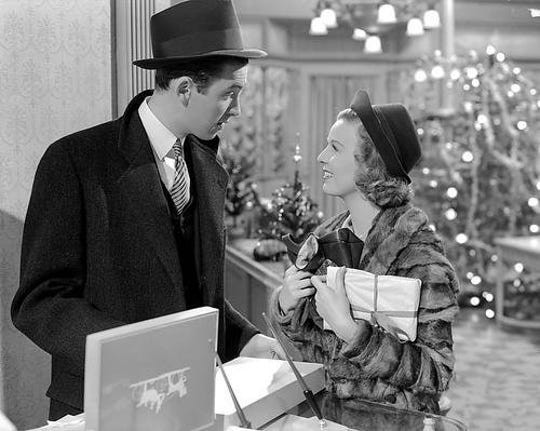 """The Shop Around the Corner"" plays Dec. 8 at the Capitol Theatre."