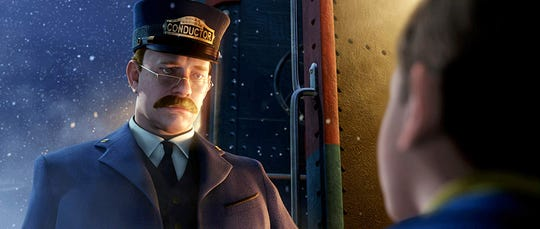 """The Polar Express"" is playing Saturday, Dec. 1, at the Pullo Center."