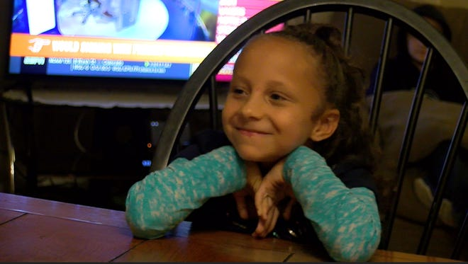 Brittany Winters, 9, is preparing for her third open-heart surgery.