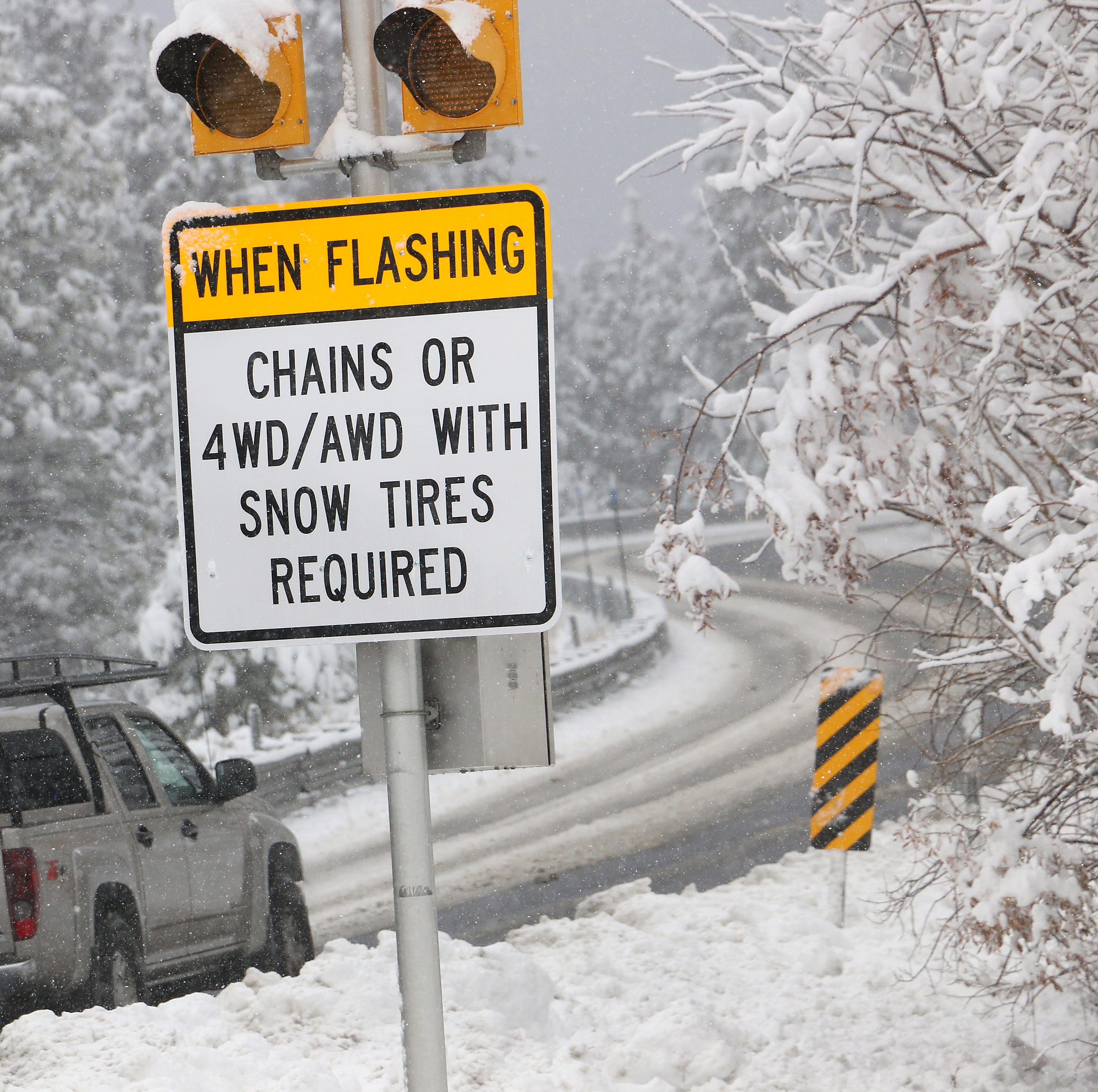 A winter storm is headed for Lake Tahoe, Sierra region — Here's what to expect