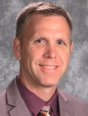 Galena High Principal Tom Brown