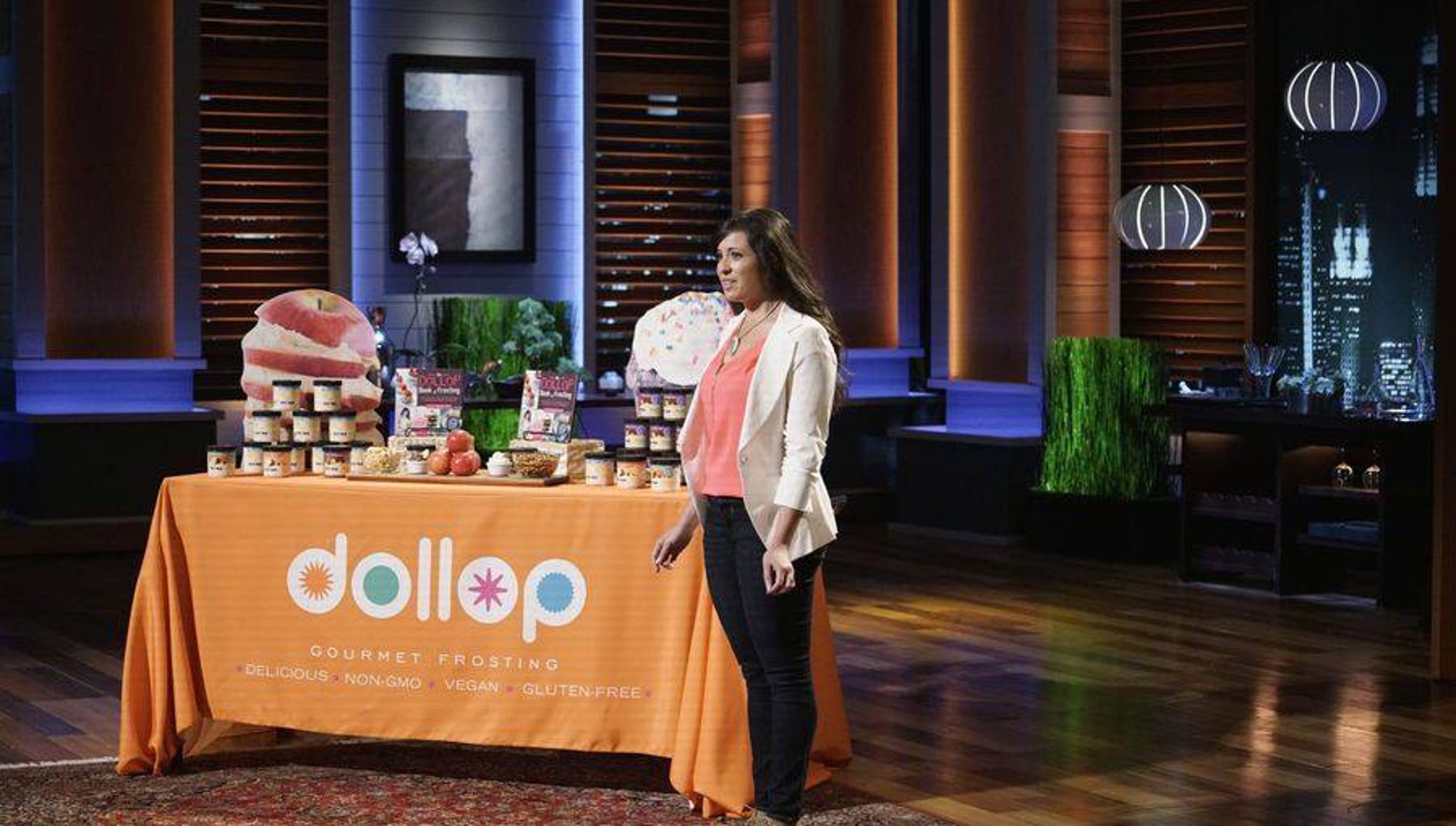 Frosting creator Heather Saffer puts Dollop brand up for sale
