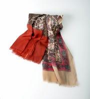 Turkish scarf wrap, $20 at Paislee Boutique Brighton.