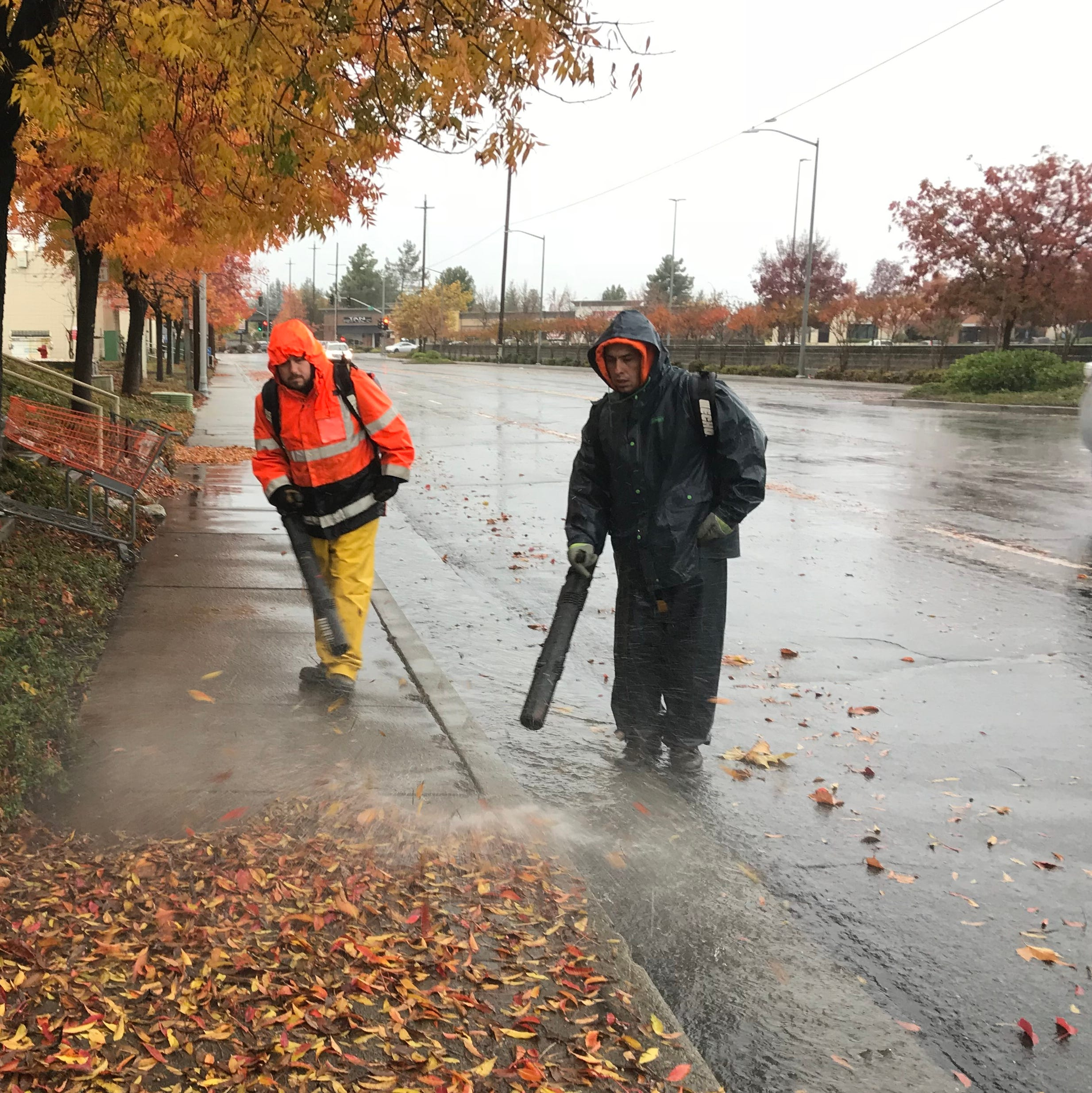 Redding's going to get wet. Here's what you need to know