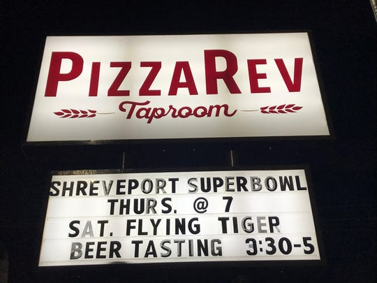 """PizzaRev on Line Avenue has dubbed Thursday's game between the Cowboys and the Saints """"Shreveport's Super Bowl."""""""