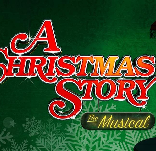 SLT's 'A Christmas Story' shines in every merry moment