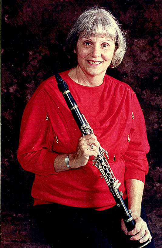 2000 By Aw With Clarinet