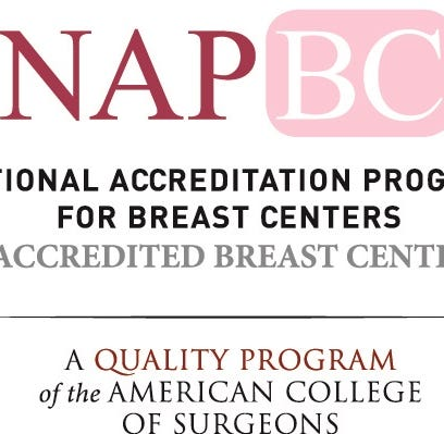 Robert and Carol Weissman Cancer Center gets accreditation for high quality breast care