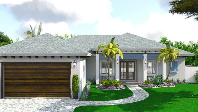 The 2019 YMCA Easter House by Masterpiece Design Build will be located on Becker Road in Port Saint Lucie