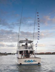 Capt. Garrett Yarbrough aboard Lo Que Sea found 17 sailfish in one day, and 22 in two days, a few weeks ago during the Epic Aviation Billfish Bash out of New Smyrna Beach.