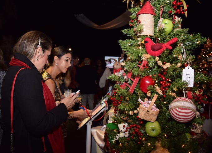 The Festival of Trees marks the unofficial start to the holiday season