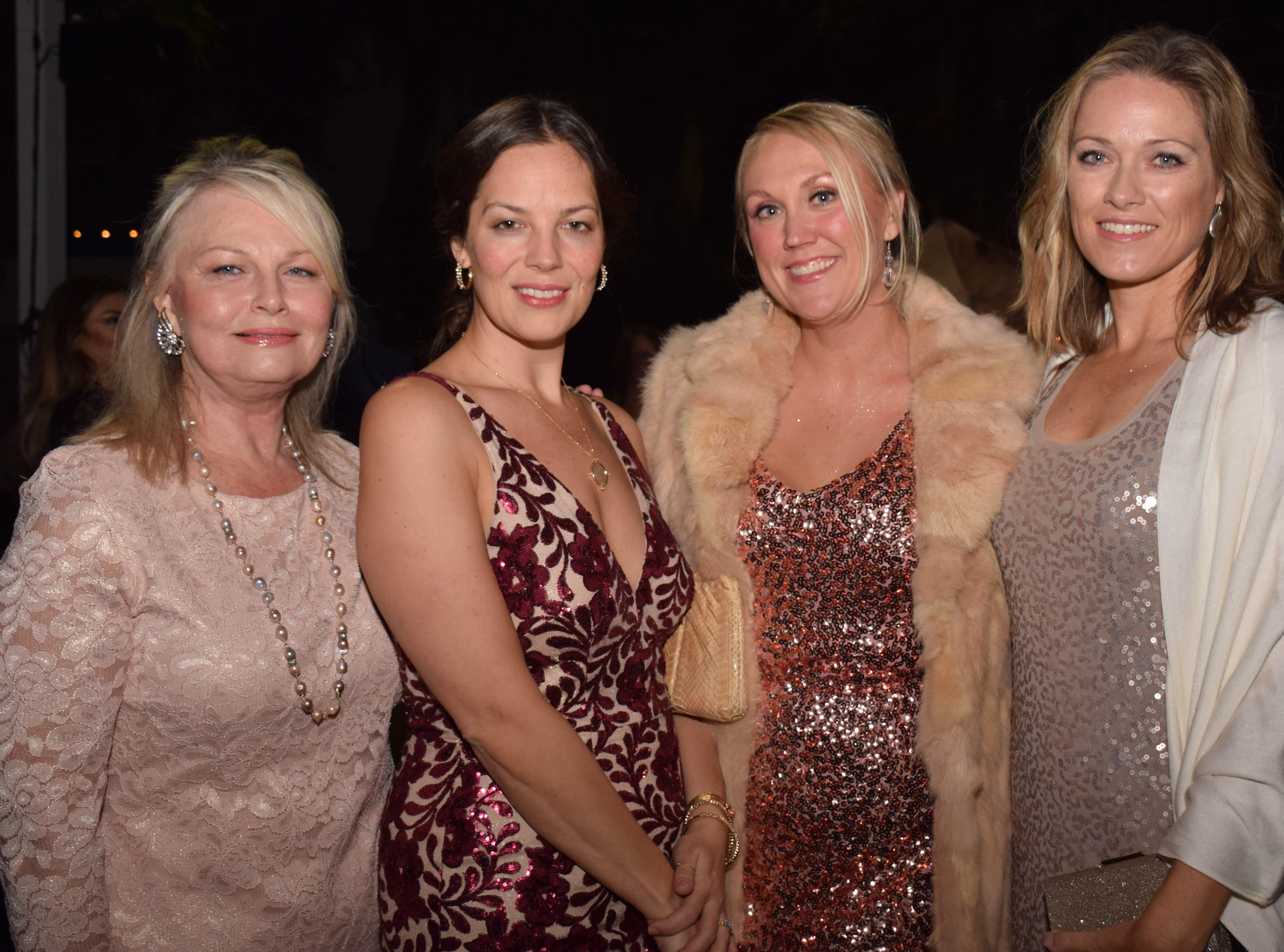 Connie Foster, Victoria Kerkela, Heather Soultzman and Robyn Flick