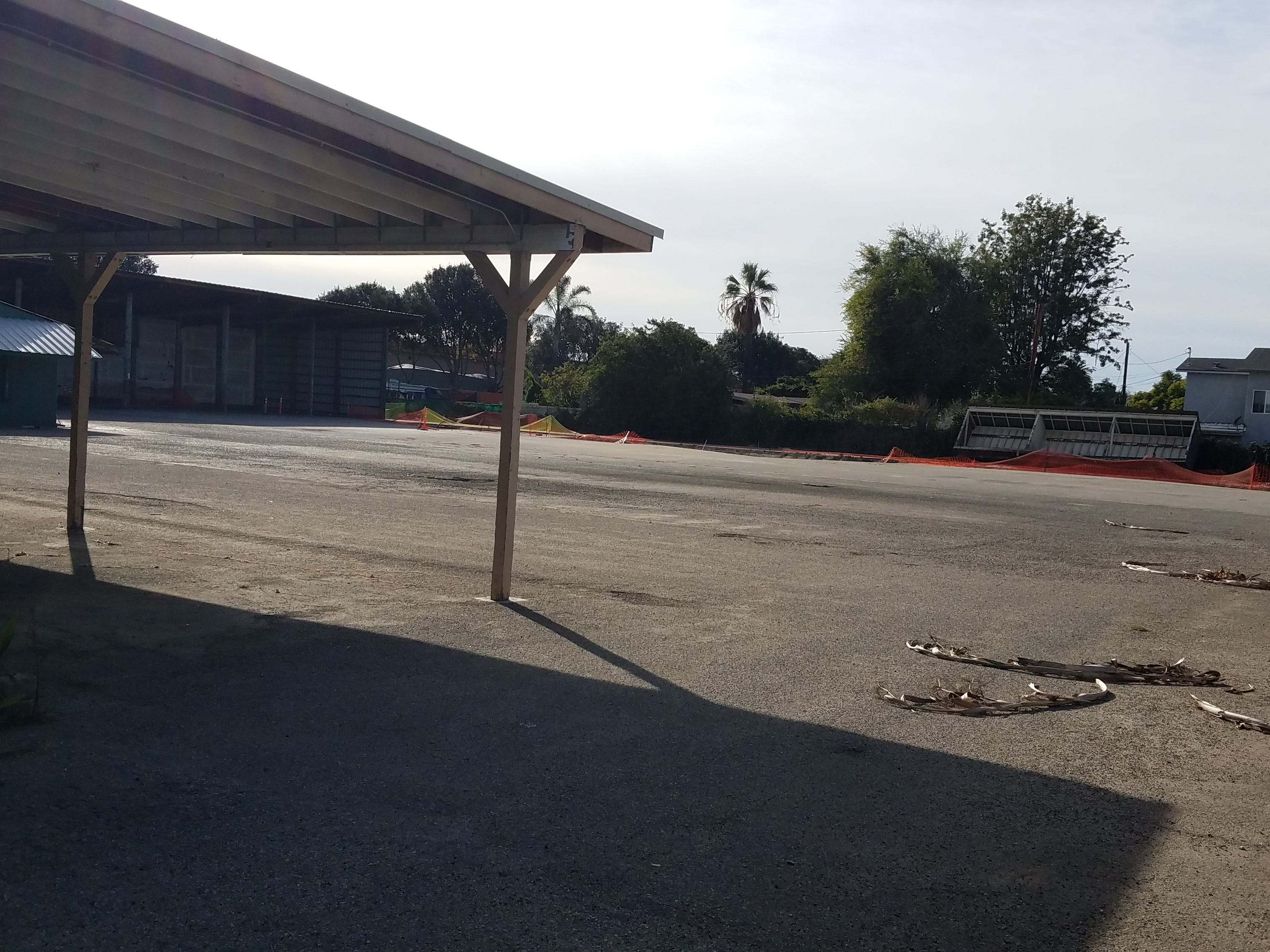 The 2.52-acre site of the shuttered Stock Building Supply at 2800 Barry St. in Camarillo was acquired by the city  to be developed into affordable housing.