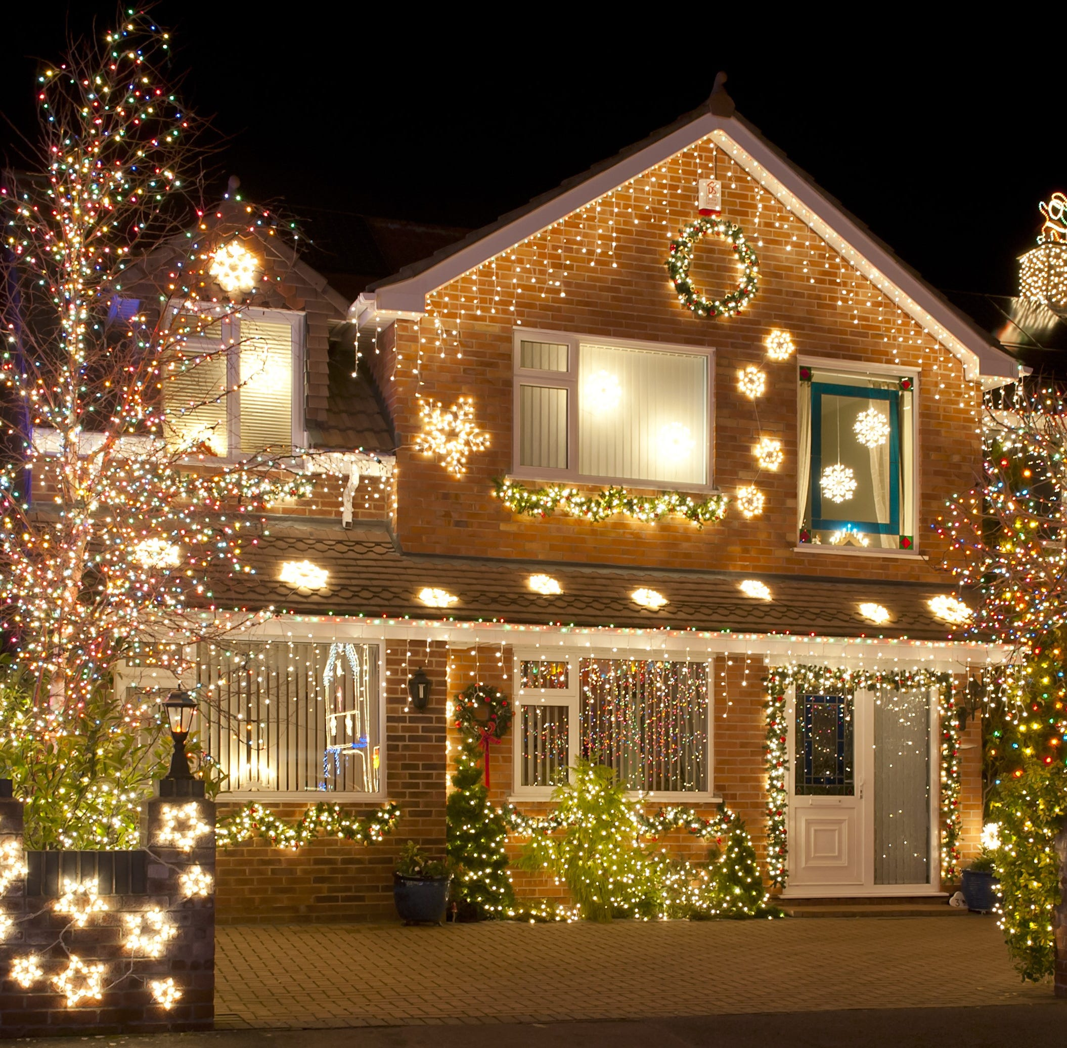 Vineland announces Holiday Lighting Contest