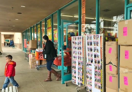 bc7135490ba Tulare s Fallas is closing after Christmas. National Stores filed  bankruptcy in August