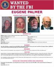 FBI wanted poster issued by the FBI. The FBI announced a $20,000 reward in the case in November 2018.