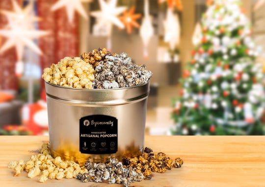 Airmont-based Popinsanity artisanal popcorn has made Oprah Winfrey's top gift list for 2018.