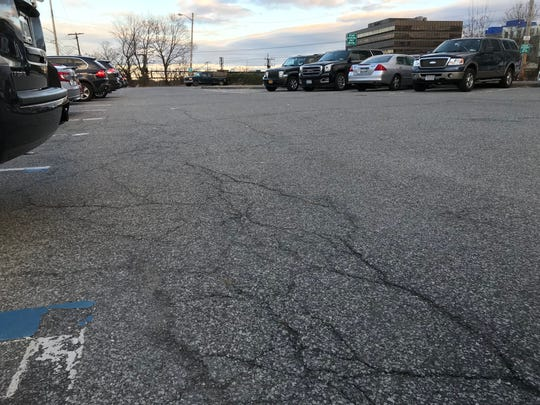 This parking lot, at 11 Garden St., has been selected by the city's master developer for an affordable housing development.