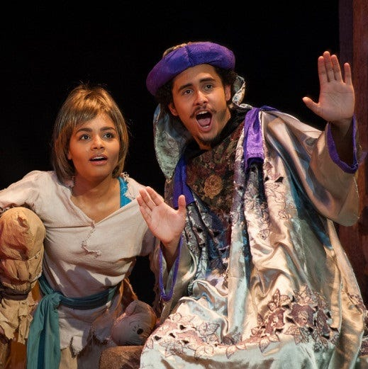 """Purchase Opera presents """"Amahl and the Night..."""